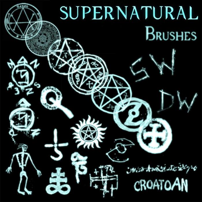 Supernatural Symbols And Sigils