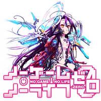 No Game No Life -Zero- Anime Icon by rofiano