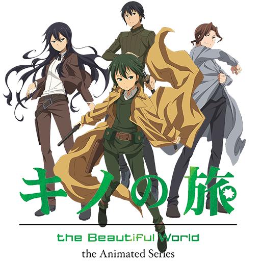 Kino no Tabi: The Beautiful World - Anime Icon by rofiano