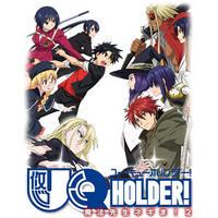 UQ Holder!: Mahou Sensei Negima! 2 - Anime Icon by rofiano