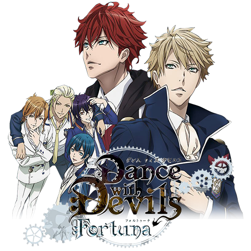 Dance with Devils: Fortuna - Anime Icon by rofiano