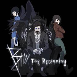 B: The Beginning - Anime Icon by rofiano