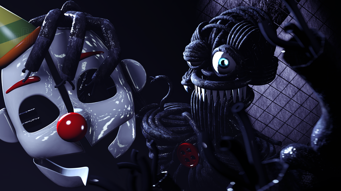 Ennard X Reader Part Four Wrath Bad Ending By