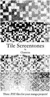 Tile Screentones