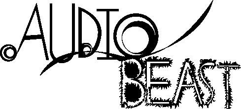 Audio Beast Logo by metalartist2