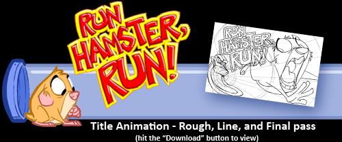 RHR - Title Animation 3 pass by basakward