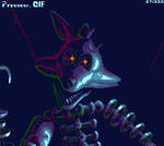 Five Night At Freddy Creature In The The Dark fnaf