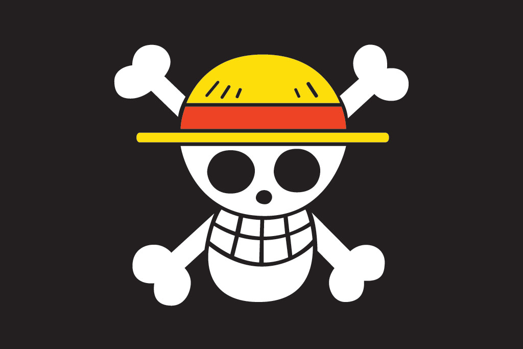 One Piece Flag Vector By Vlarg On Deviantart