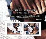 Cardboard Mix 022 - 023