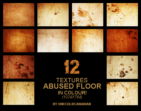 Textures - Abused Floor Colour
