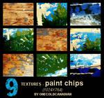 Textures - Paint Chips