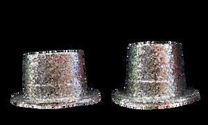 Silver Hat PNG  Vampstock