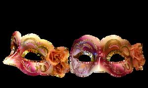 Mask PNG roses Vampstock