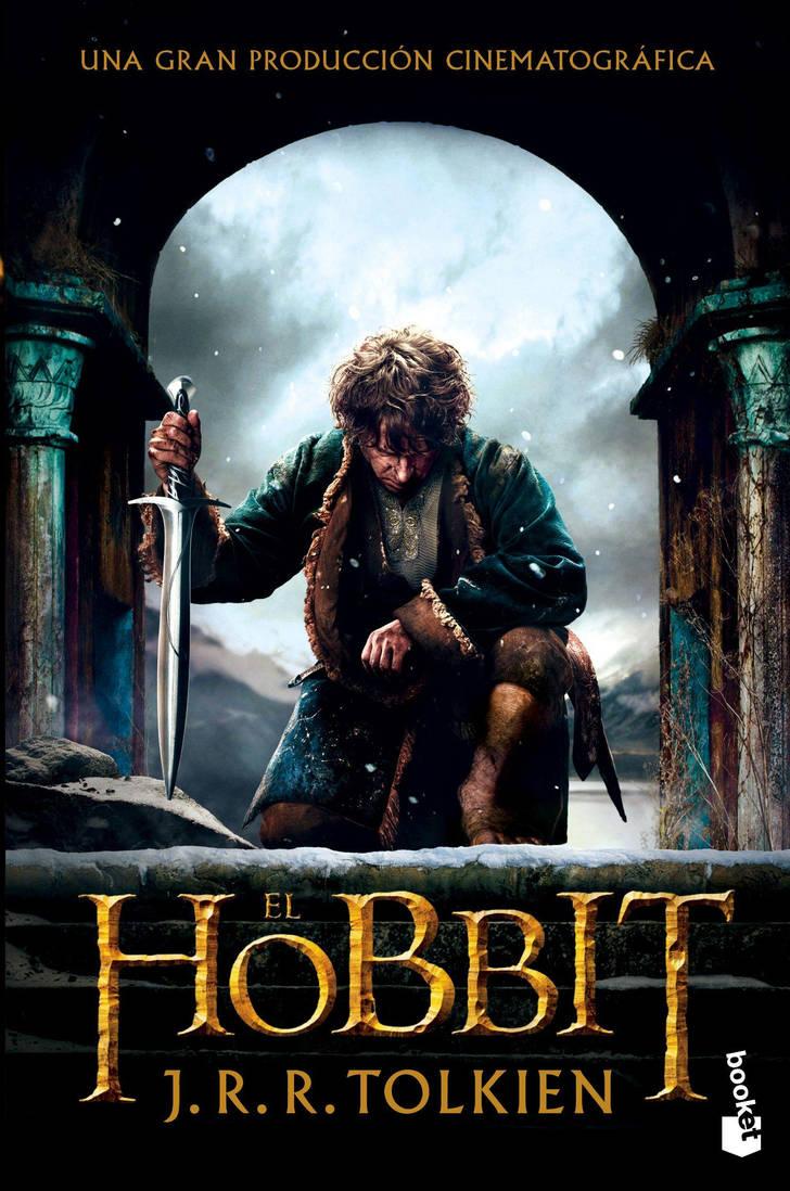 El Hobbit - J. R. R. Tolkien by annasolis