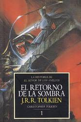 El Retorno de la Sombra Vol 1 - J. R. R. Tolkien by annasolis