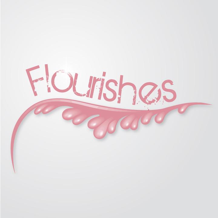 Flourish Illustrator Brushes by MelissaReneePohl