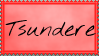 Tsundere stamp by Forever---Free
