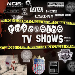 Forensics Tv Shows Brushs