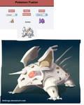 Pokemon Fusion: Curino