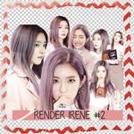 #6 Pack Render Irene Red Velvet