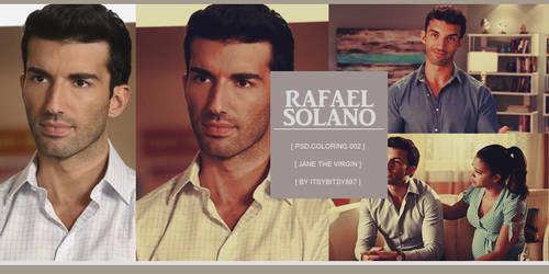 Rafael Solano Coloring Psd