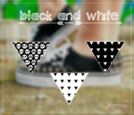 Black and White {Patterns}