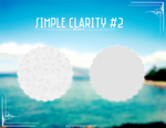 Simple Clarity #2 {Patterns}