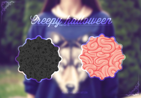 Creepy Halloween {Patterns}