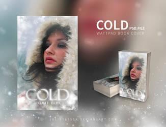 Cold - Wattpad BookCover {PSD}