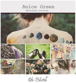 Anice Green
