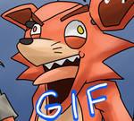 MWAHAHAHA - foxy (gif)