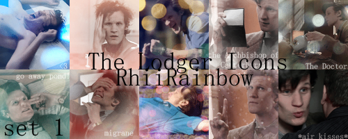 The Lodger -set 1- by RhiiRainbow