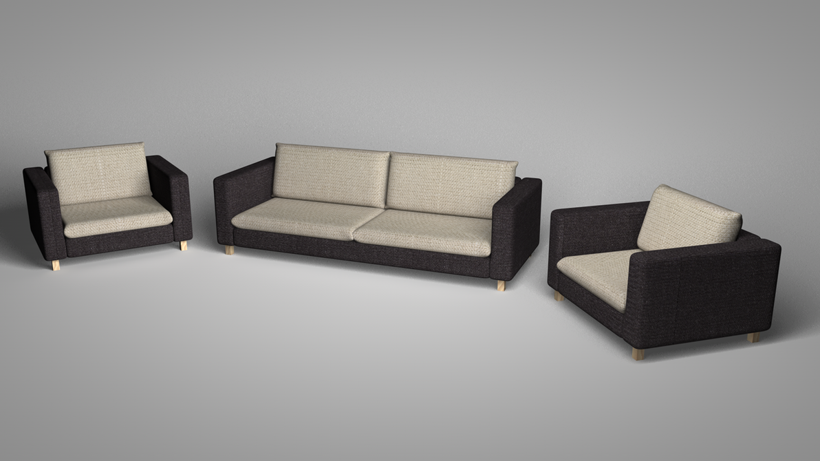 Sofa Pack For Cinema 4d By Szefoka ...