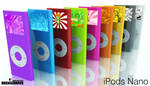 Archigraphs ipod Nano Icons