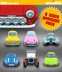 Archigraphs Cars II Icons by Cyberella74