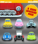 Archigraphs Cars II Icons