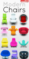 Archigraphs Modern Chairs