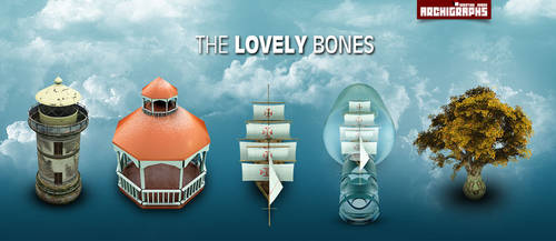 The Lovely Bones icons set