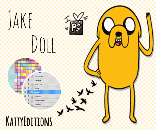 Jake Doll by KattyEditionss