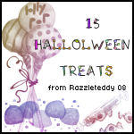 15 Halloween Treats by Razzleteddy