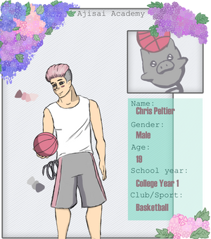 AjA: Chris Peltier