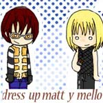 dress up game matt y mello by hirumy