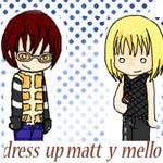 dress up game matt y mello