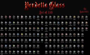 Vendetta Glass Set