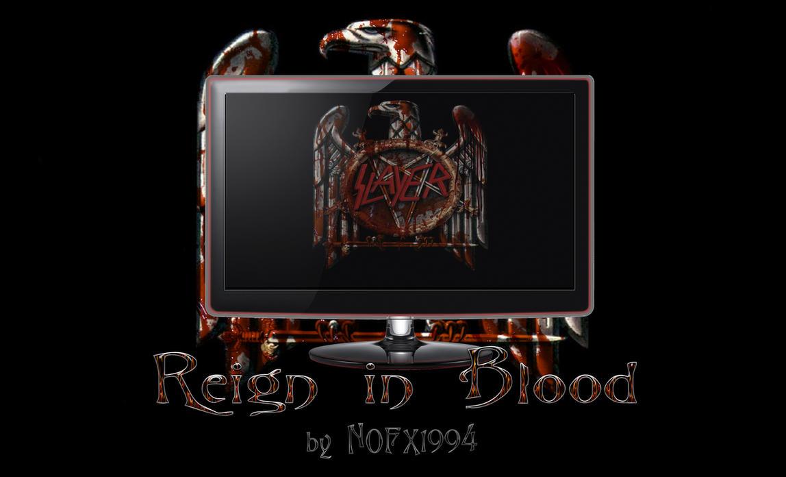 Reign in Blood Wallpaper by nofx1994 on DeviantArt