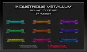 Industrious Metallum Dock Set