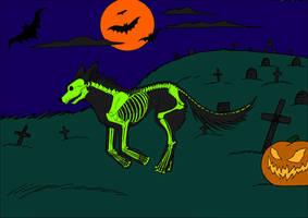 Halloween with Illustrator