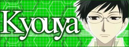 Kyouya Ootori's many names. by Toaster-bunny