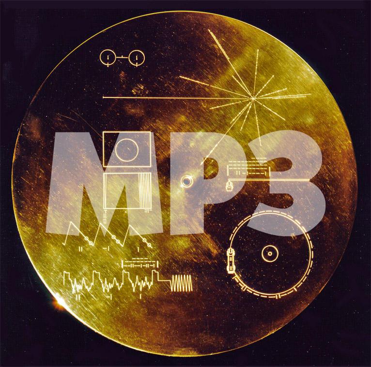 voyager spacecraft recording - photo #10