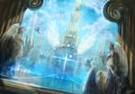 Environment Sketch - Heaven's Gate